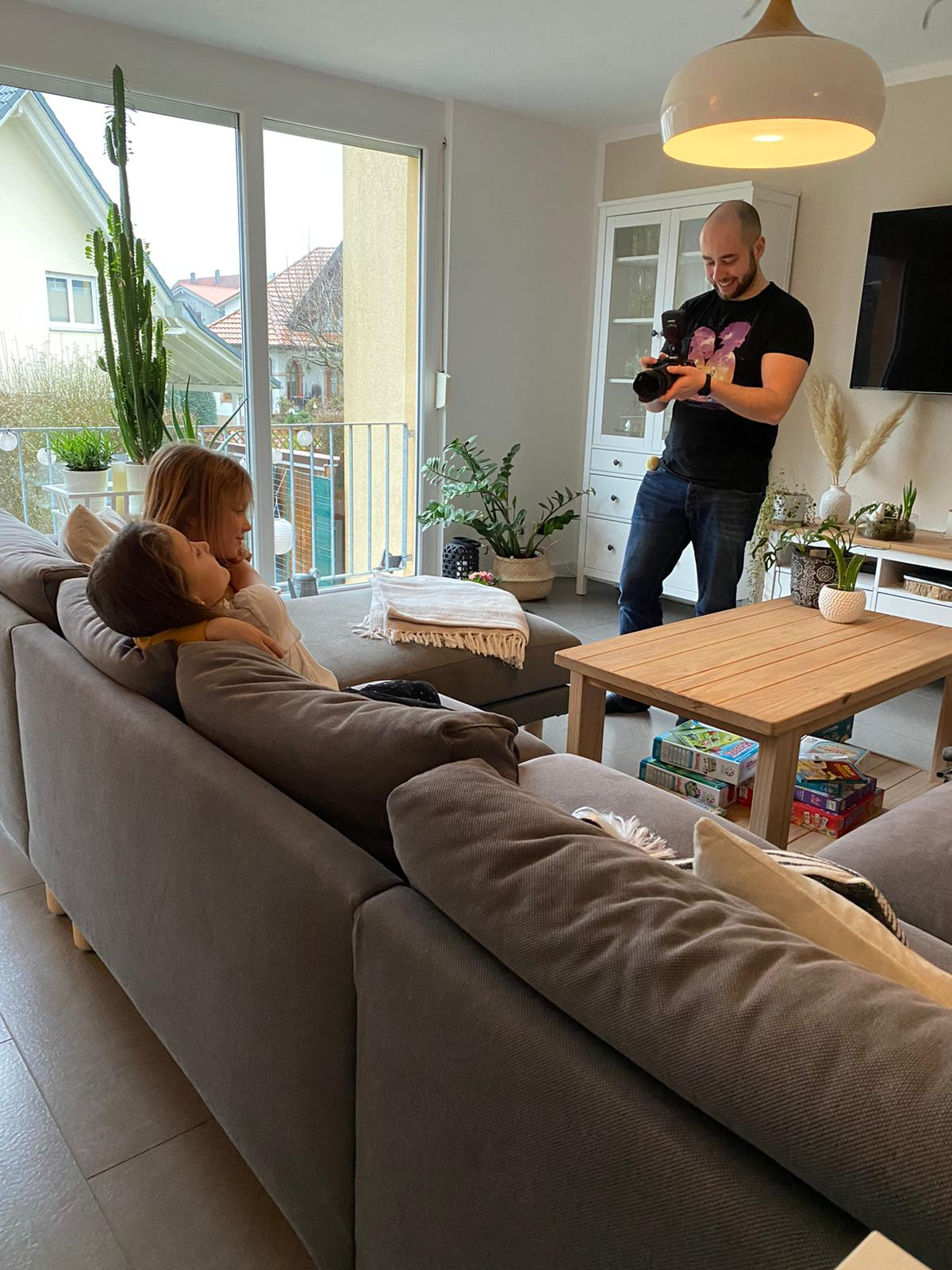 Kundenshooting Homestory